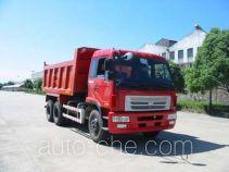 Yanjing YJ3170PZ dump truck