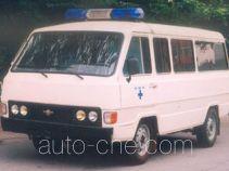 Yanjing YJ5021XFYA immunization and vaccination medical car