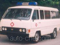 Yanjing YJ5021XJHA ambulance