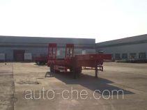 华劲牌YJH9400TDP型低平板半挂车