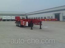 华劲牌YJH9400TJZ型集装箱运输半挂车