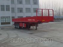Huajing YJH9400ZL dump trailer