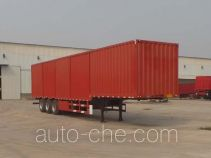 Huajing YJH9401XXYE box body van trailer