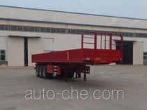 华劲牌YJH9401ZL型自卸半挂车
