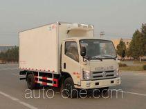 御捷马牌YJM5041XLC型冷藏车