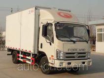 Yogomo YJM5041XYK wing van truck
