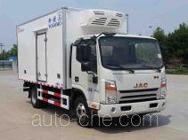 御捷马牌YJM5046XLC型冷藏车