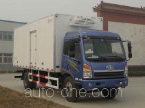 御捷马牌YJM5160XLC型冷藏车