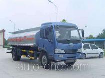 Yogomo YJM5167GRY flammable liquid tank truck