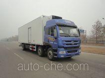 御捷马牌YJM5254XLC型冷藏车