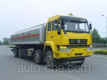Yogomo YJM5310GRY flammable liquid tank truck