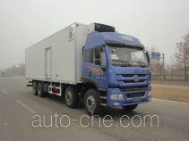 御捷马牌YJM5313XLC型冷藏车
