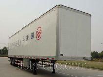 Yogomo YJM9280XXY aluminium box van trailer