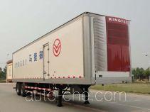 Yogomo YJM9350XLC refrigerated trailer