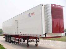Yogomo refrigerated trailer