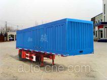 Junxiang YJX9100XXY box body van trailer
