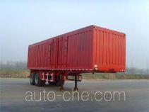 Junxiang YJX9191XXYZ box body van trailer