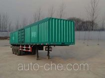 Junxiang YJX9280XXYZ box body van trailer