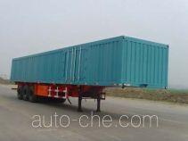 Junxiang YJX9281XXYZ box body van trailer