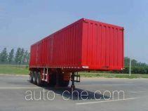 Junxiang YJX9282XXYZ box body van trailer