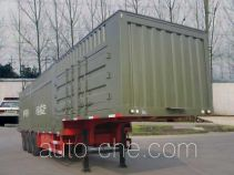 Junxiang YJX9400XXYZ box body van trailer
