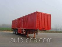 Junxiang YJX9401XXYZ box body van trailer