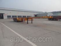 Yunyu YJY9400TJZE container transport trailer