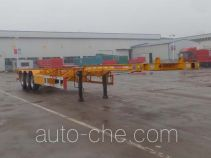 Yunyu YJY9400TJZED container transport trailer