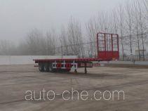 Yunyu YJY9400TPB flatbed trailer