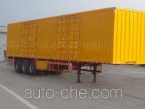 Yunyu YJY9400XXYZL box body van trailer