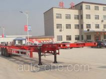 Yunyu YJY9401TJZE container transport trailer