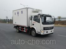 炎龙牌YL5040XLCLZ4D1型冷藏车