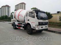 炎龙牌YL5160GJBK2型混凝土搅拌运输车