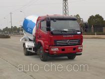 炎龙牌YL5161GJBK1型混凝土搅拌运输车