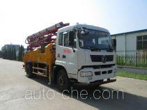 Yanlong (Hubei) YL5168THBGSZ1 concrete pump truck