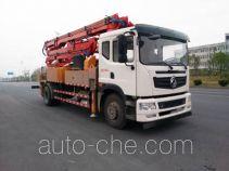 炎龙牌YL5196THBGL1型混凝土泵车