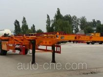 Liangfeng YL9150TJZ empty container transport trailer
