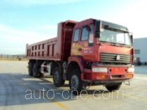 Shacman YLD3311ZZ76Q dump truck