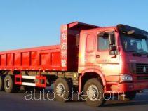 Shacman YLD3317ZZ81Q dump truck
