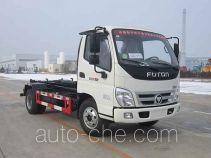 Shacman YLD5070ZXXBJE4 detachable body garbage truck