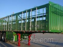 Shacman YLD9381CSY stake trailer