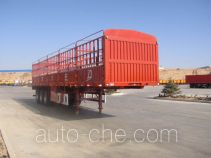 Shacman YLD9401CCY stake trailer