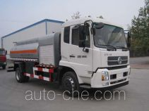 Youlong fuel tank truck