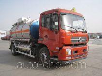 油龙牌YLL5160GRY型易燃液体罐式运输车