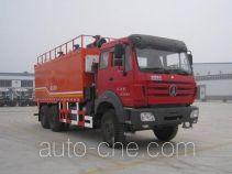 油龙牌YLL5180THP型混配车
