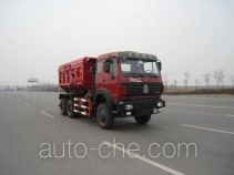 Youlong YLL5250TSG fracturing sand dump truck