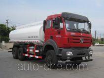 Youlong YLL5252TGY5 oilfield fluids tank truck