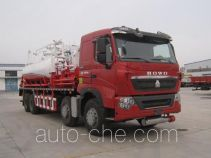 Youlong YLL5281TJC well flushing truck