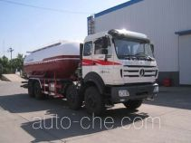 Youlong YLL5310GXH4 pneumatic discharging bulk cement truck