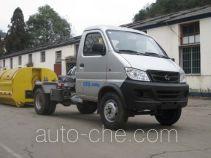 Yunma YM5022ZXX detachable body garbage truck